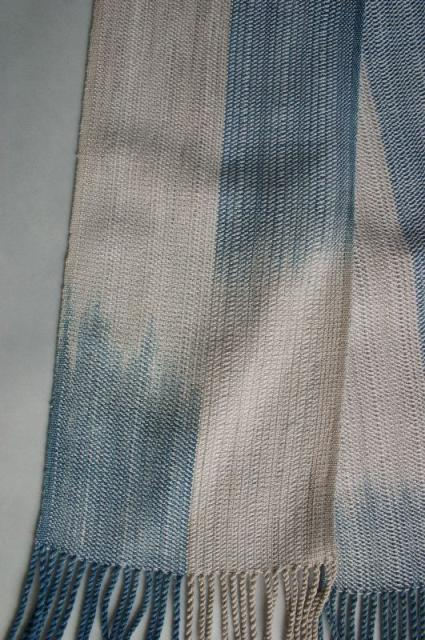 Indigo/Walnut Scarves